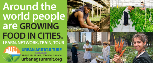 Urban Ag Summit Poster