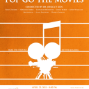Movies Concert Poster