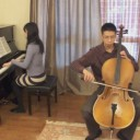 Chris cello performance